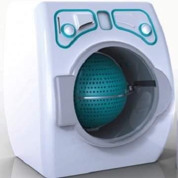 7 Desain dan Fungsi Mesin Cuci Futuristik Ini Keren Abis, Ada yang Buat Traveler Lagi!