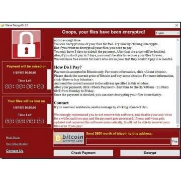 Marak Ransomware WannaCry, Ini Solusi Mengatasinya!