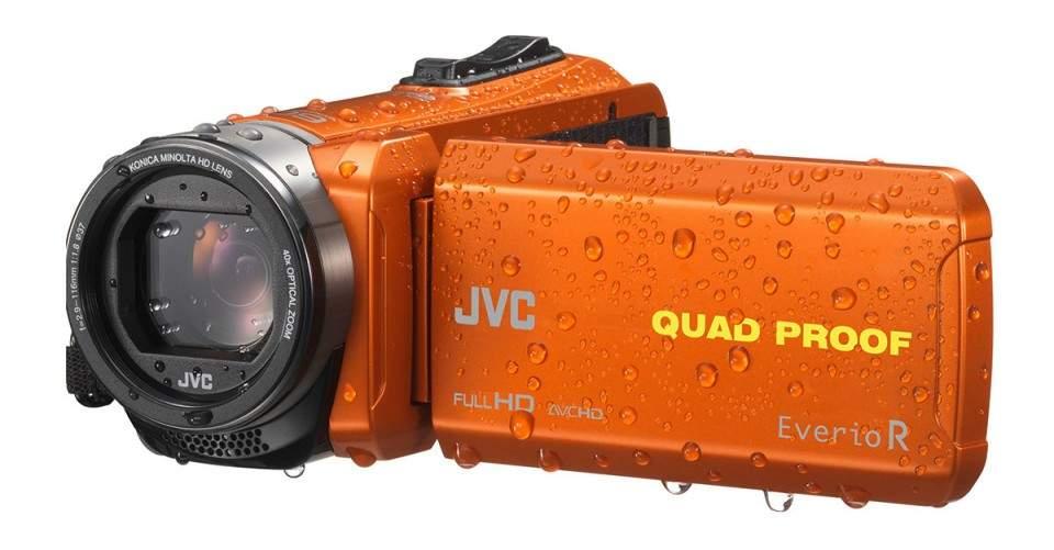 Camcorder Terbaru JVC Everio R Tangguh di Segala Cuaca
