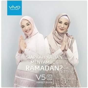 Vivo V5s Edisi Ramadan Siap Rilis dengan Tampilan dan Fitur Baru