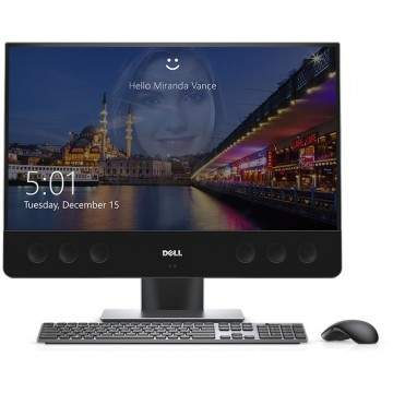Dell Hadirkan PC All In One Baru Support VR dan 10 Speaker, Dell XPS 27
