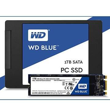 Inilah Perangkat SSD Terbaru WD dengan Teknologi 3D NAND 64-layer Berkecepatan 560MB/s