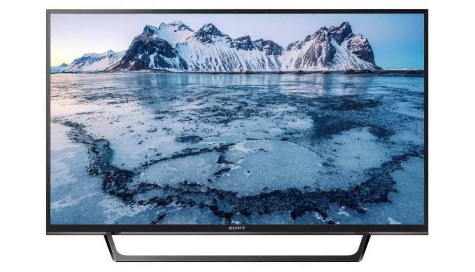 sony tv 4k. meski bukan termasuk tv 4k, namun sony w660e juga dibekali teknologi triluminos display serta menggunakan 4k x-reality pro yang menghasilkan detail tv 4k