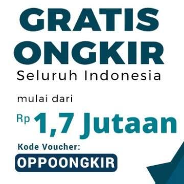 Beli Hape OPPO di Official Store Tokopedia, Gratis Ongkos Kirim keseluruh Indonesia!