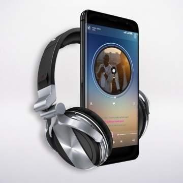 Leagoo M5 Edge Siap Rilis dengan Layar Dual Edge Mirip Samsung Galaxy S8