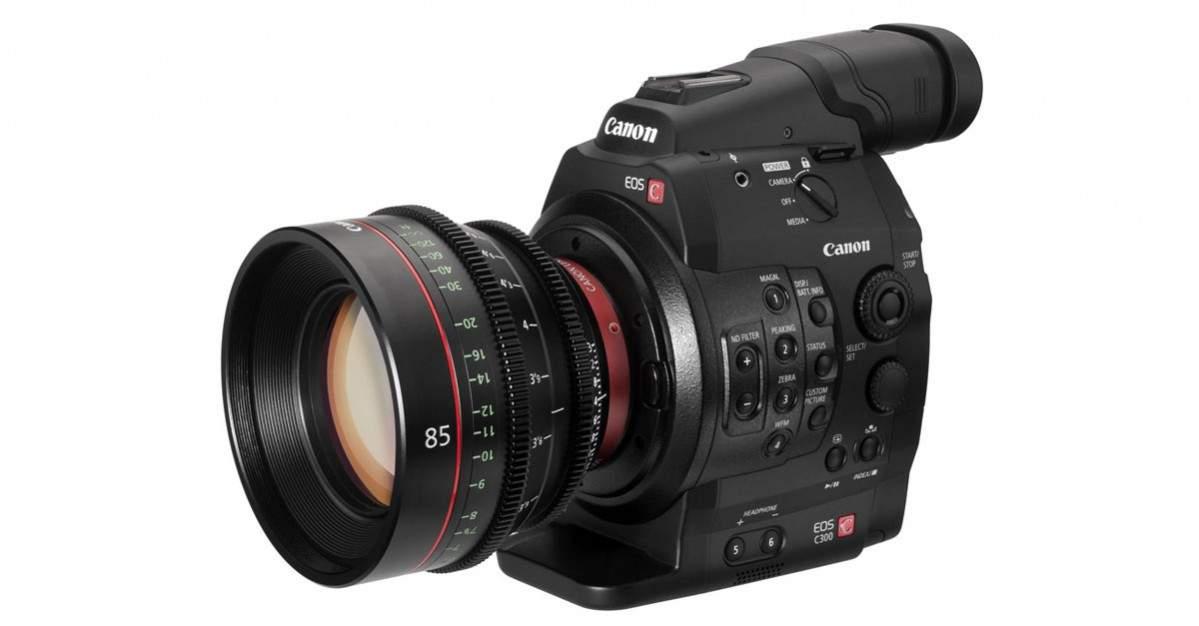 Intip 6 Kamera Film Sinema Canon EOS C200 Dan EOS C200B