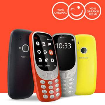 Hape Nokia 3310 Bisa di Cicil 36 Kali, Cuma Rp23 ribu per Bulan di Dinomarket