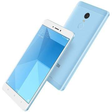 Xiaomi Redmi Note 4X Warna Biru Dirilis dengan Memori Internal Lebih besar