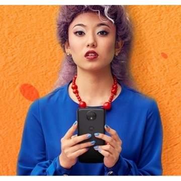 Hape Android Nougat Sejutaan, Motorola Moto C Masuk Pasar Indonesia