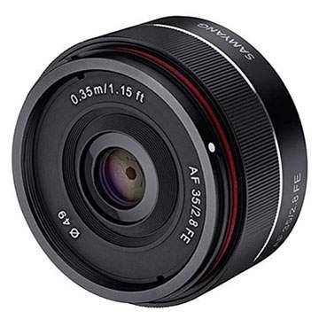 Lensa Kamera Samyang Untuk DSLR Sony