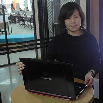 Laptop Gaming Acer Predator Helios 300 Rilis Agustus 2017, Bisa Upgrade RAM 32GB