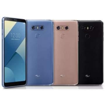LG G6+ Dirilis dengan Memori 128GB dan Warna Baru
