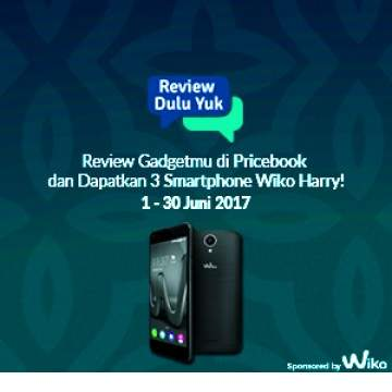 Ini Pemenang Event #ReviewDuluYuk Pricebook Bulan Mei 2017