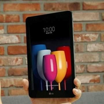 Tablet RAM 2GB Terbaru LG G Pad IV 8.0 FHD Sudah LTE dan Android Nougat