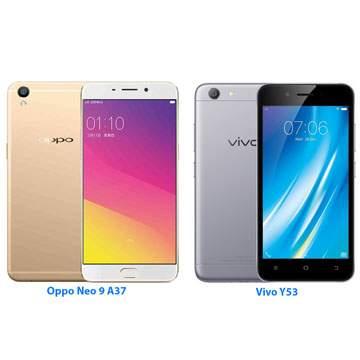 Adu Spesifikasi Oppo Neo 9 vs Vivo Y53, Pilih Mana?