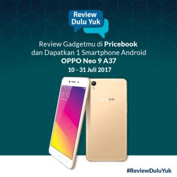 Ini Pemenang Event #ReviewDuluYuk Pricebook Bulan Juni 2017