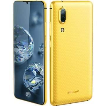 Sharp Aquos S2, Smartphone Full Screen Premium Rilis 8 Agustus