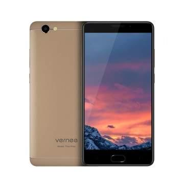Vernee Thor Plus, Ponsel Android Baterai Jumbo dengan Desain Bodi Tipis 7,9mm