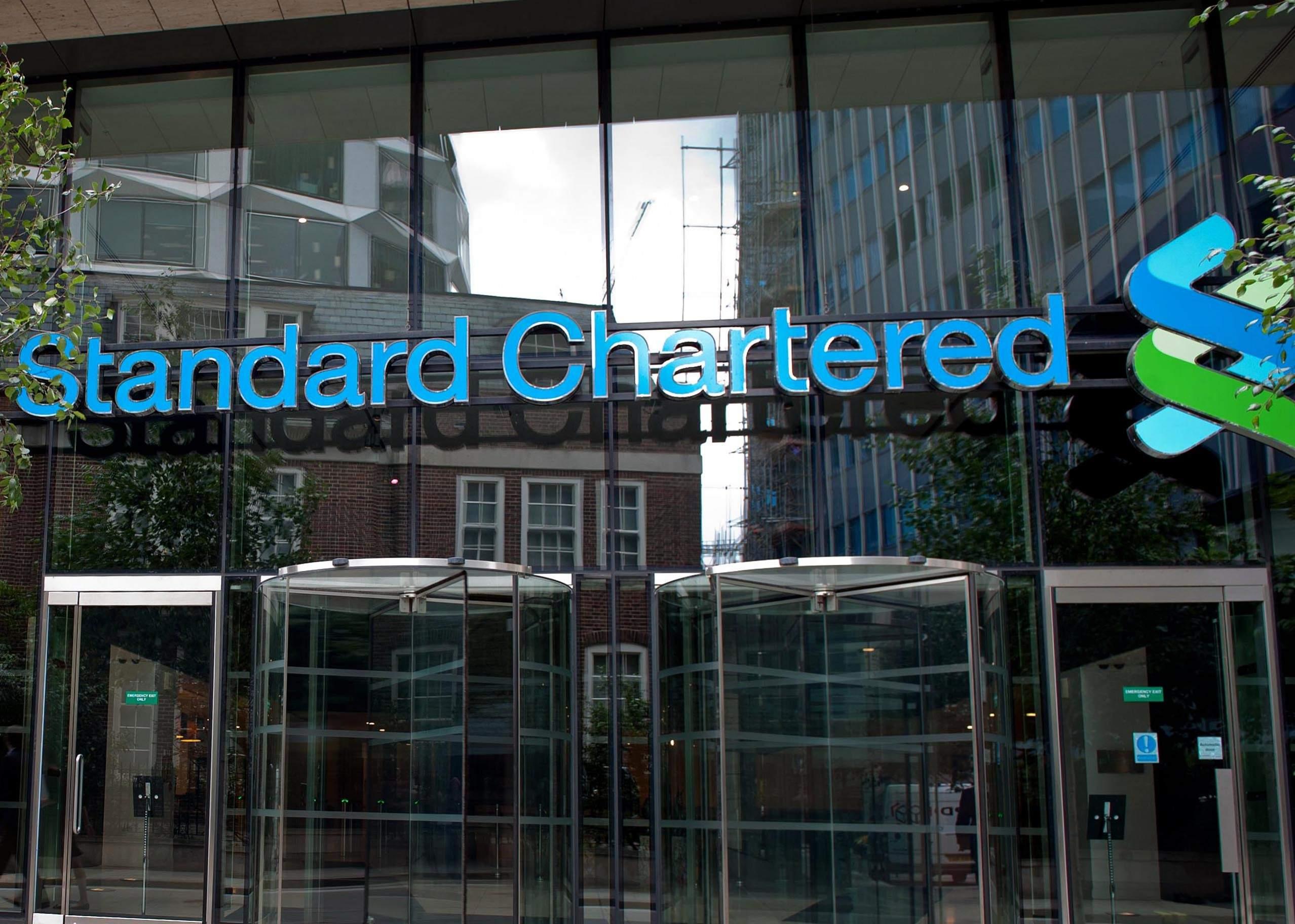 bank penerbit kartu kredit standard chartered