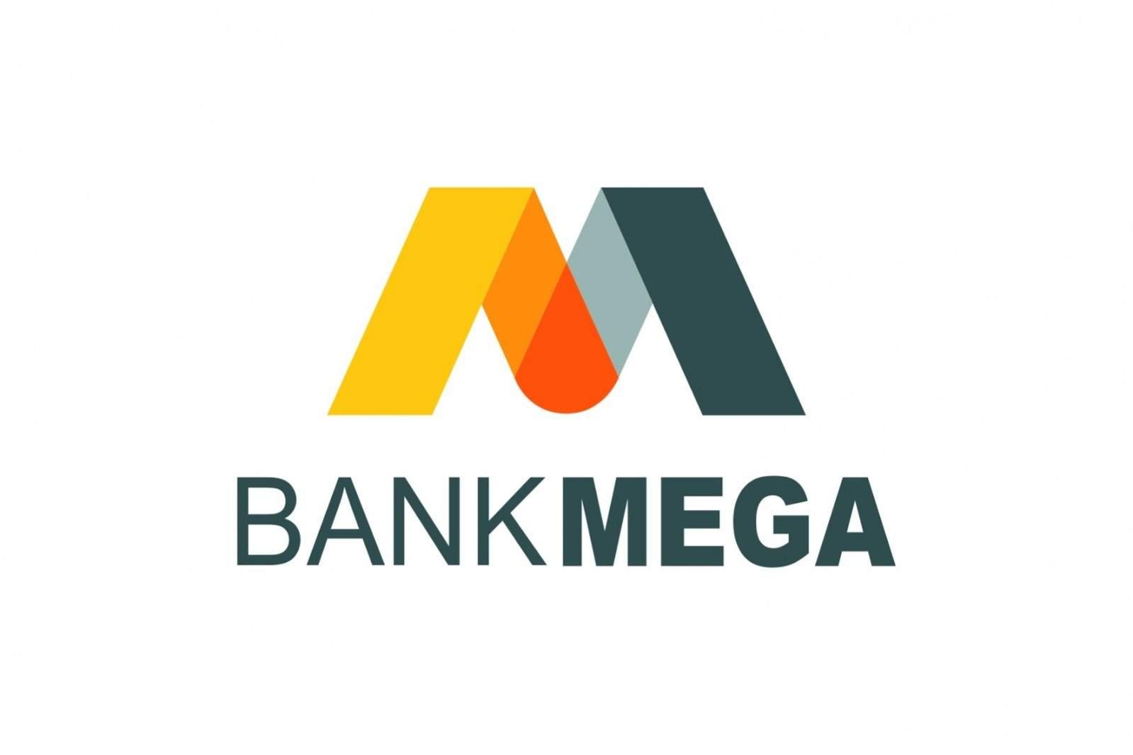 penerbit kartu kredit bank mega