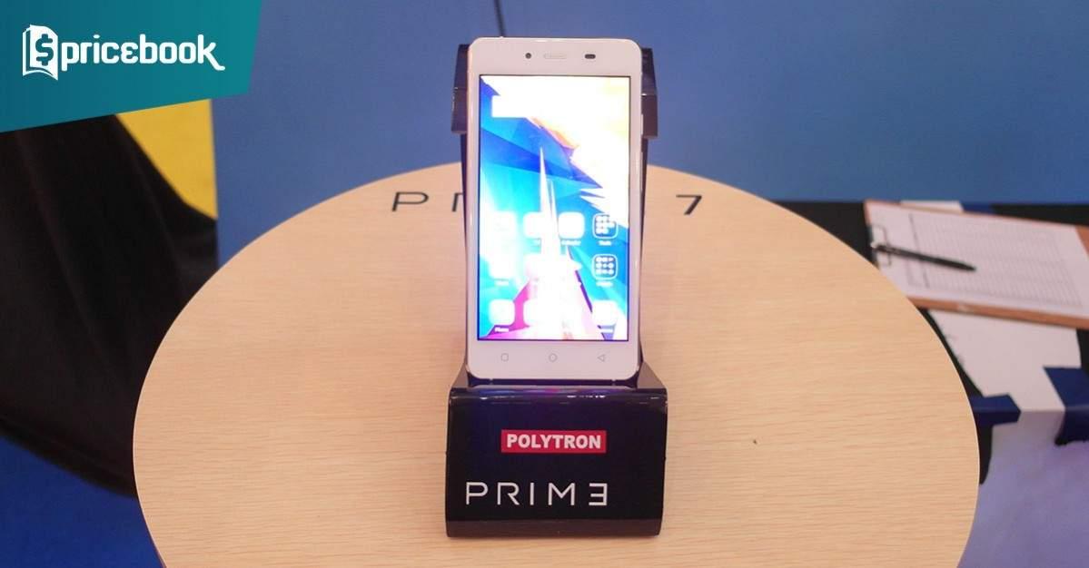 Hp Polytron Prime 7 Sudah 4g Dan Tahan Banting Pricebook