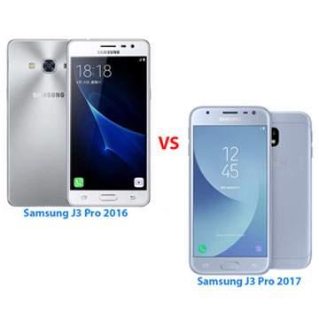Perbedaan Harga Samsung J3 Pro 2016 dan 2017 Serta Spesifikasinya