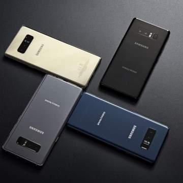Harga dan Spesifikasi Lengkap Samsung Galaxy Note 8