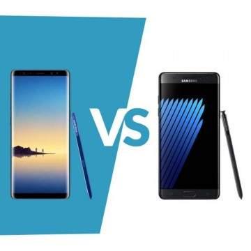 Samsung Galaxy Note 8 VS Galaxy Note 7, Sudah Sesuai Harapan?