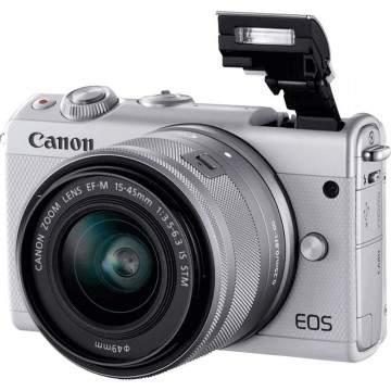 Kamera Mirrorless Canon M100 dengan Sensor Baru 24,2 MP Siap Diluncurkan