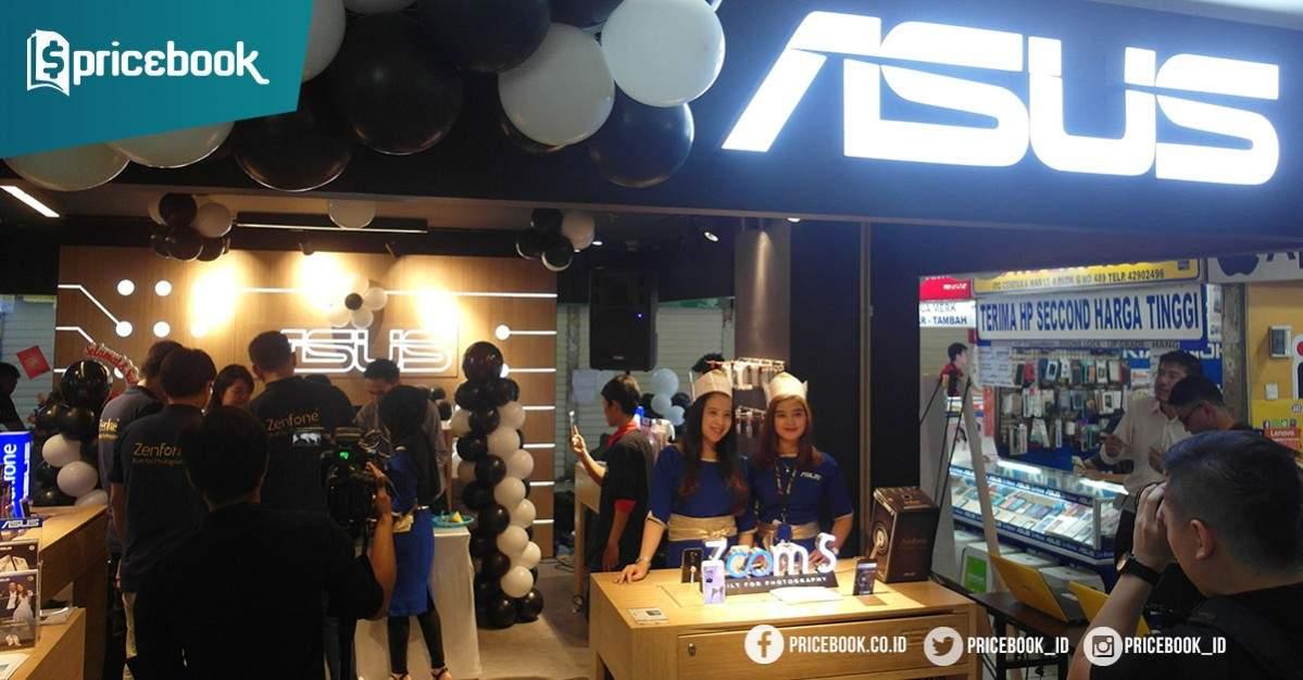 Asus store di Jakarta yang baru diresmikan ini menawarkan banyak benefit 102b7fe914