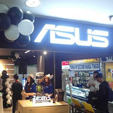 Asus Store Di ITC Cempaka Mas, Bisa Kredit Hp