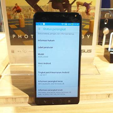 Kelebihan ASUS Zenfone 4 Max Pro ZC554KL, Dual Kamera dengan Baterai 5.000 mAh