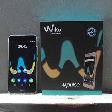 Review Wiko UPulse: Desain Lebih Segar dengan Layar Besar