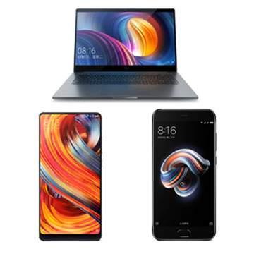 Xiaomi Mi Note 3 dan Dua Produk Terbaru Xiaomi Dirilis
