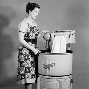 Sejarah Mesin Cuci Hingga Lahirnya Mesin Cuci 1 Tabung