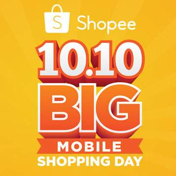 Promo Shopee 10.10 Big Mobile Shopping Day 2017 Berhadiah Mobil BMW