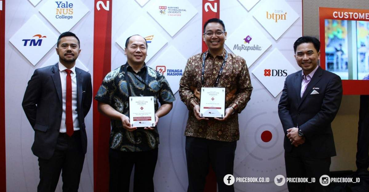 implmentasi information technology di pt bank