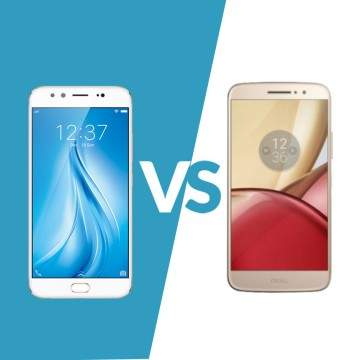 Duel Hp Layar 5.5 inch 2 jutaan, Vivo Y69 vs Motorola Moto M