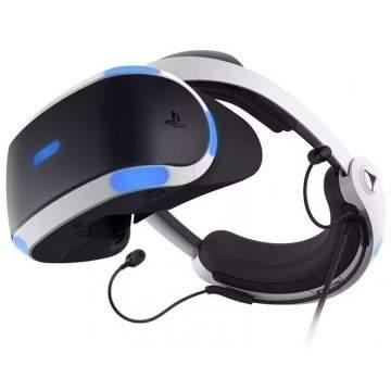 Sony Rilis Headset Playstation VR 2017 dengan Desain Baru