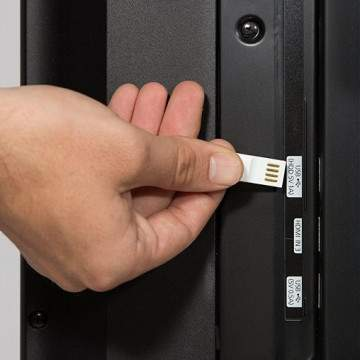 Format Video dan Cara Nonton Film di TV dengan Flashdisk