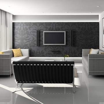 Ukuran TV yang Ideal untuk Aneka Ruangan