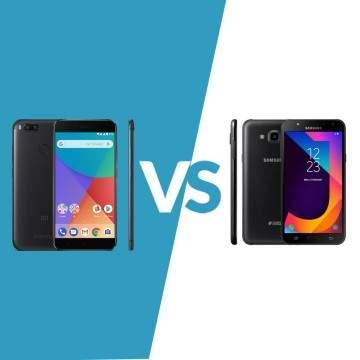 Dibandrol Kurang Dari Rp3 Juta, Inilah Perbandingan Xiaomi Mi A1 dan Samsung Galaxy J7 Core