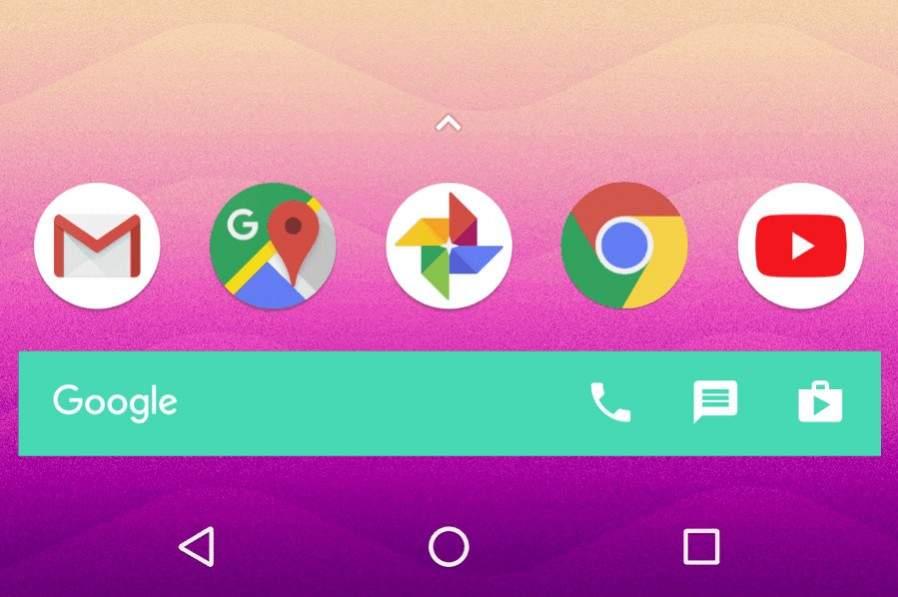 action launcher Google Pixel