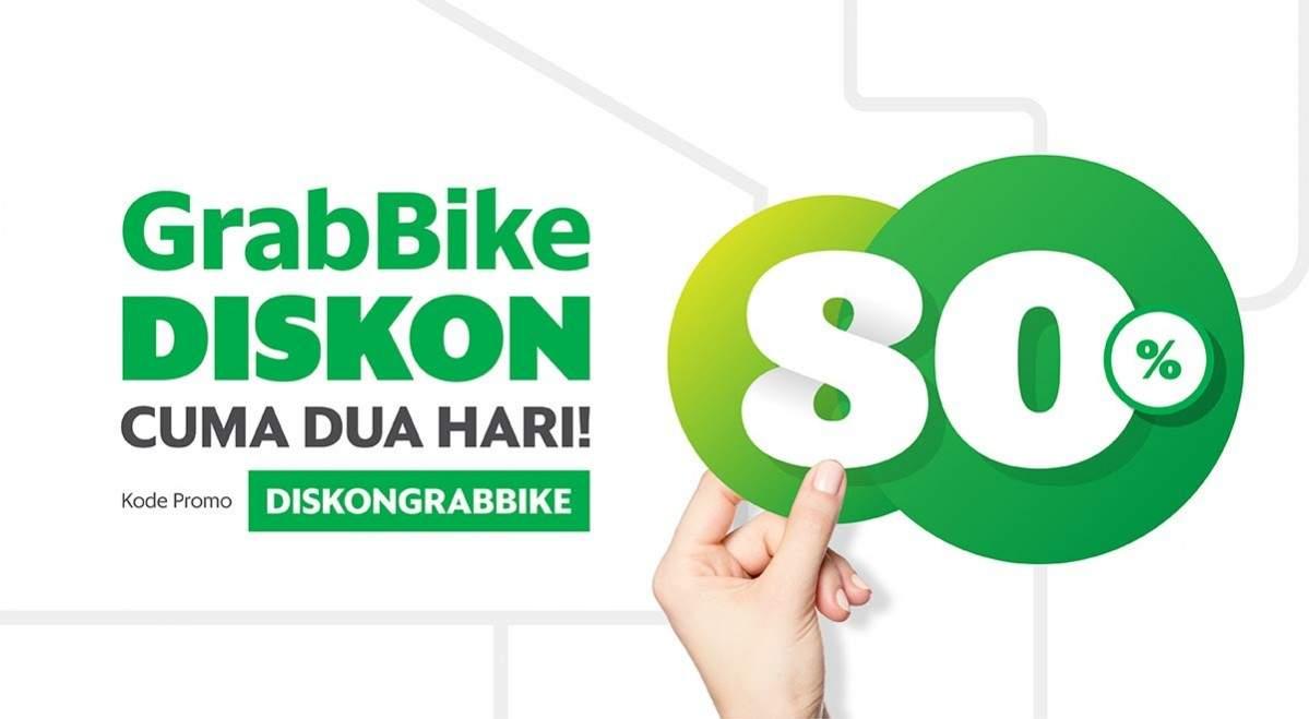 grab bike promo
