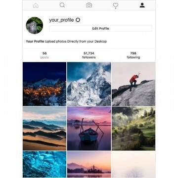 Aplikasi Ini Buat Kamu Bisa Main Instagram dari PC