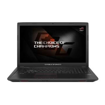 Laptop Gaming ASUS ROG GL753VE, Peningkatan Memori dan Layar