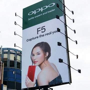 OPPO F5 Punya Persona Baru, Si Cantik Chelsea Islan