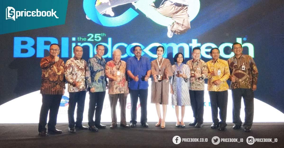 BRI Indocomtech 2017
