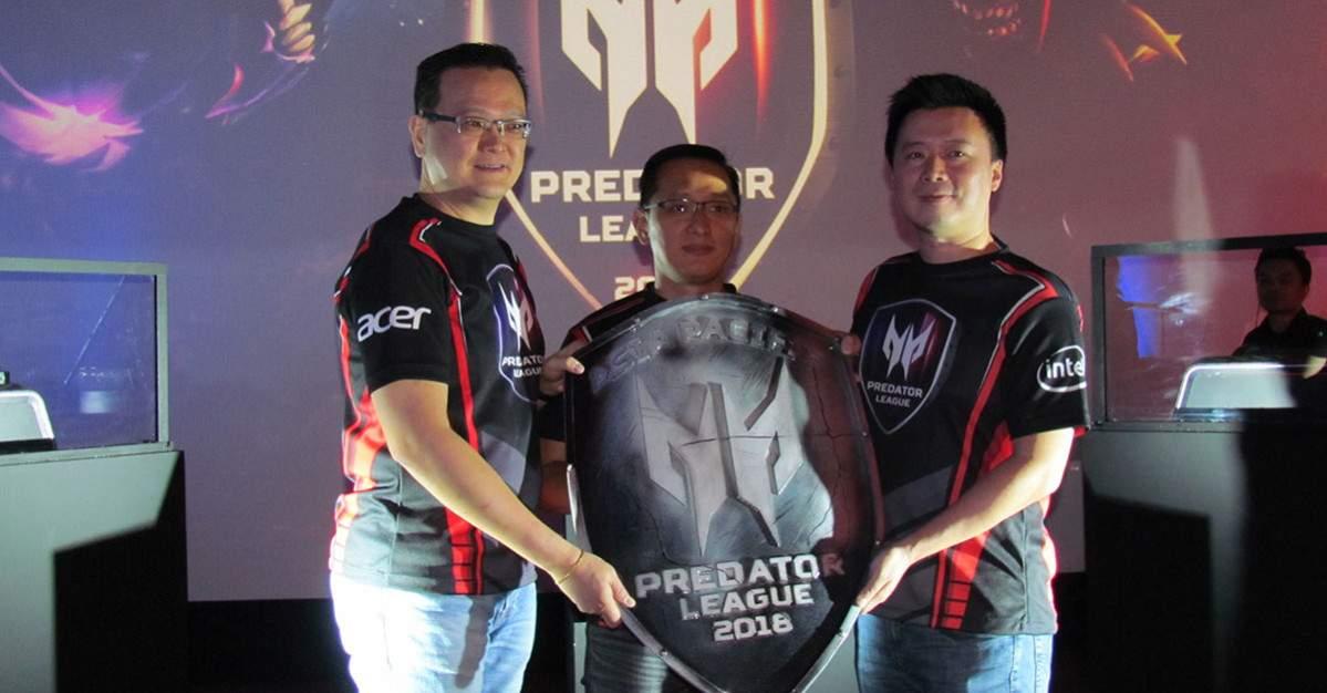 Acer Asia Pacific Predator League 2018