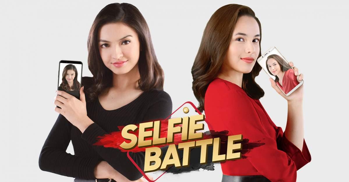 Oppo selfie battle